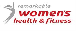 Link to Remarkable Womens Health and Fitness website