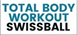 TOTAL BODY WORKOUT SWISSBALL on Wednesday, 19 February 2020 at 5:45.PM
