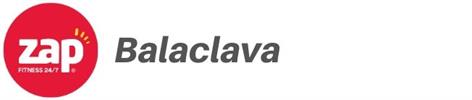 Link to Zap Fitness Balaclava website