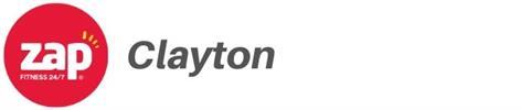 Link to Zap Fitness Clayton website