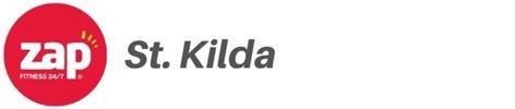 Link to Zap Fitness St Kilda website