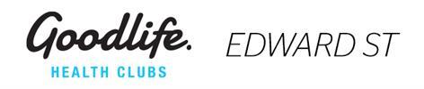 Link to Goodlife Edward St website