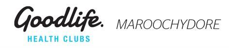 Link to Goodlife Maroochydore website