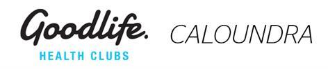 Link to Goodlife Caloundra website