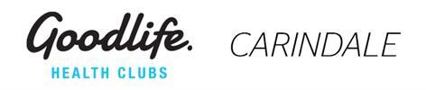 Link to Goodlife Carindale website