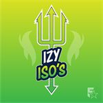 IZY ISO'S on Tuesday, 15 June 2021 at 5:30.AM