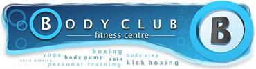 Link to Body Club Fitness website